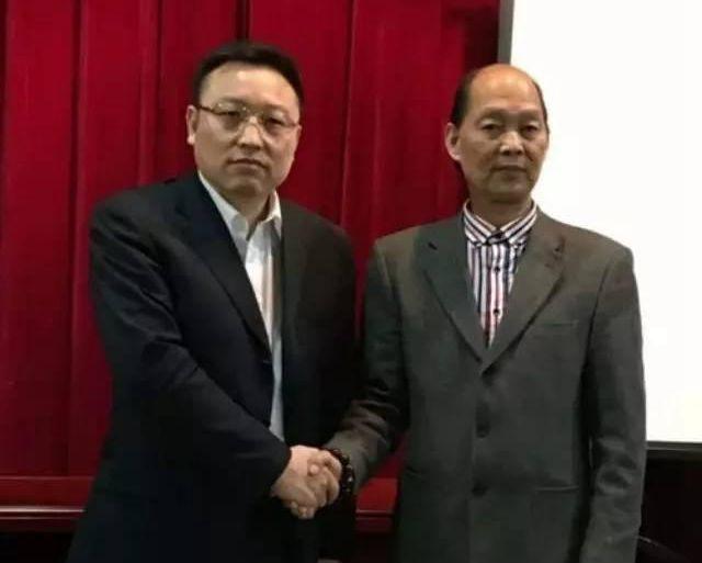 中国非遗玉专委与非遗金融产业基金战略性握手