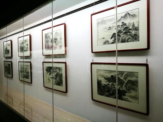 """著名画家""""王继良艺术馆""""在江西南昌落成并隆重开馆"""