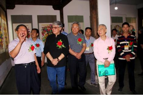 中国非遗艺术设计研究院2017年年会在朱仙镇启封故园举办