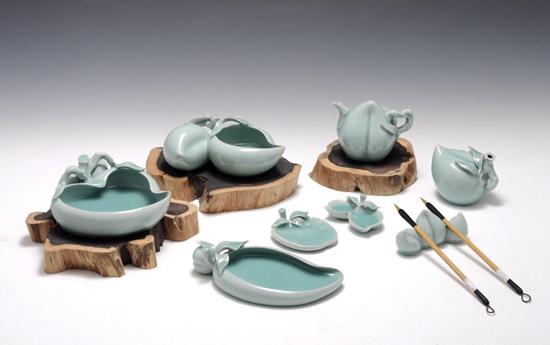 大国工匠李震作品被塞浦路斯共和国总统收藏