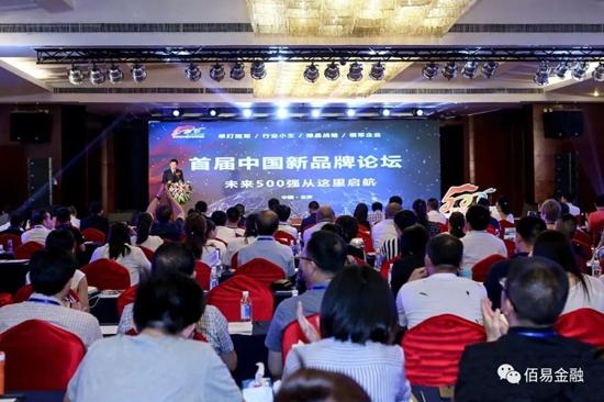 """中国未来500强联盟""""首届中国新品牌论坛""""在京举行"""